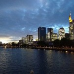 Impressies van Frankfurt am Main