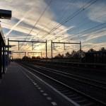 Van Vleuten naar Uithof, Vinex naar Universiteit wandelen in Utrecht