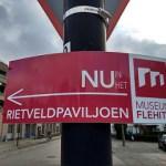 Beeldtalen in Flehite en Mondriaanhuis Amersfoort en Museum Hilversum