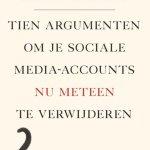 Jaron Lanier – Tien argumenten om je sociale media-accounts nu meteen te verwijderen