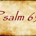 Psalm 69: Wraak!