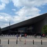 Wandelen langs het Nieuwe Maasparcours, Rotterdam Museum en Nederlands Fotomuseum