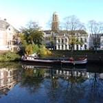Blauwvinger wandeltocht 2019 in herfstig Zwolle