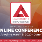 Lessons from Leadership and Innovation 2020 online conference part 1