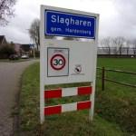 Marcheren langs sloten en bossages tussen Schuinesloot en Slagharen