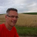 Fietsen in Limburgs heuvelland rond Schin op Geul