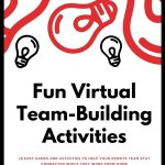 Hassan Osman – Fun Virtual Team-Building Activities