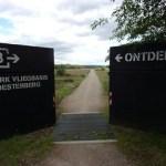 Slenteren langs voormalig oorlogstuig en wandelen rond vliegbasis Soesterberg