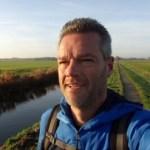 Een eigen Camino Groningen 2020 tussen Selwerd en Sint Annen