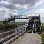 Finale Pronkjewailpad Oostroute tussen Winschoten en Nieuwolda