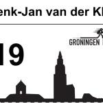 Een verregende Groningen Marathon 2021 ingekort