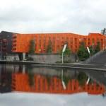 Wandelen op het Helpmanpad en Parkenpad buiten de binnenstad van Groningen