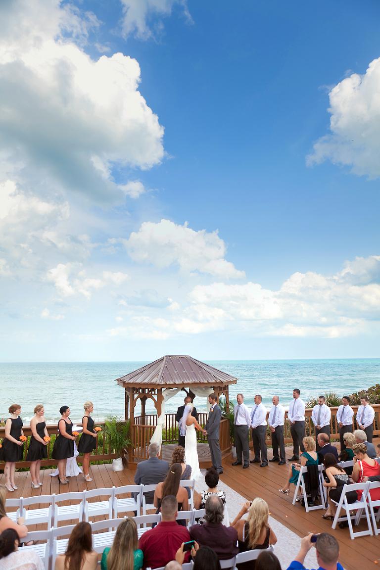 Stephanie and Eric  Melbourne Beach FL Wedding  Madison Wedding Photographers  Henk Prinsloo