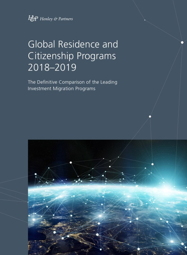 Global Residence And Citizenship Programs 2018 2019