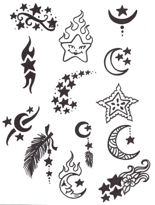 20 Printable Sun Henna Tattoos Ideas And Designs