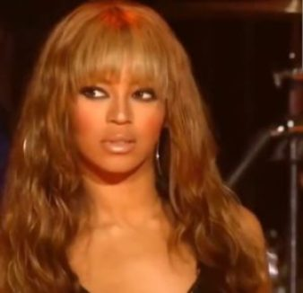 beyonce annoyed face