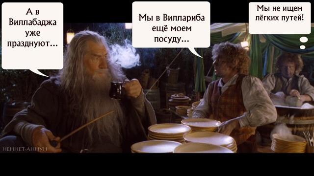 quiz 014 Конкурс 10 лет Властелин Колец