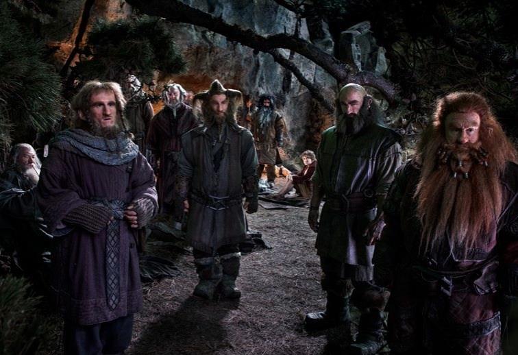DwarvesEmpire 300x205 Хоббит: обилие новых фотографий   Радагаст и др.