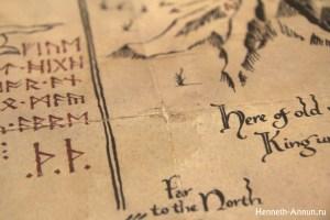 09 IMG 5725 300x200 Распаковываем прелесть: Карта Торина от WETA