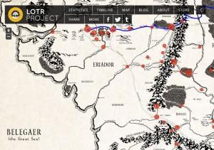 lotrproject intereactive middle earth 300x211 LOTRproject   новая интерактивная карта Средиземья!