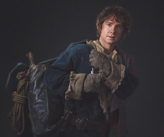 Bilbo BOFA Фотография Бильбо из Хоббита 3!