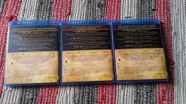 Обзор: Властелин Колец   лицензионный расширенный BluRay с русификацией!