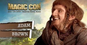 magiccon 2 starguest adam brown 300x158 MagicCon: два новых актера + одна отмена