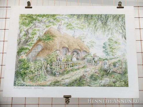 Tolkien 2019: отчет из Бирмингема, день третий!