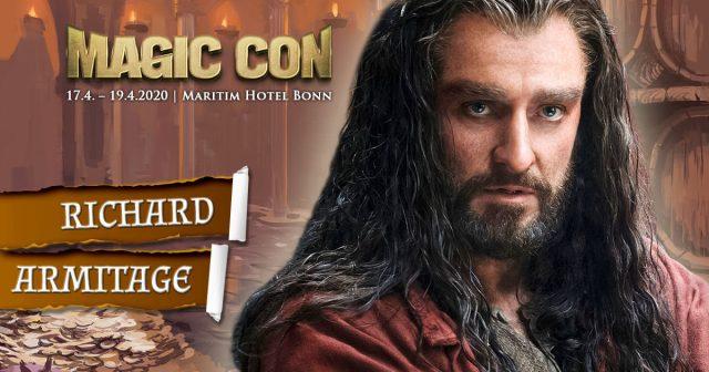 magiccon 4 og starguest richard armitage 1024x538 MagicCon 2020: Ричард Армитедж!