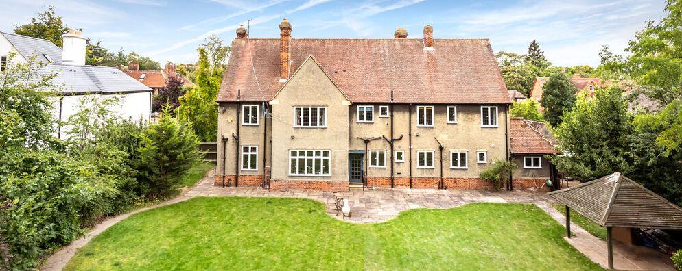 northmoor long Дом Толкина в Оксфорде: краудфандинг со звездами!