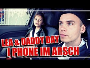 iphone im Arsch