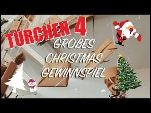 Gewinnspiel - Adventskalender Tür 4 von Henning Merten