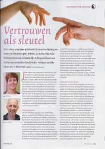 ParaVisie met Henny Cramers over Reconnective Healing en Loopbaan