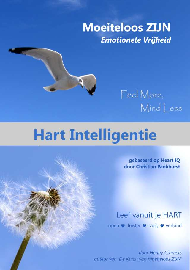 Gratis eBook 'Hart Intelligentie' door Henny Cramers