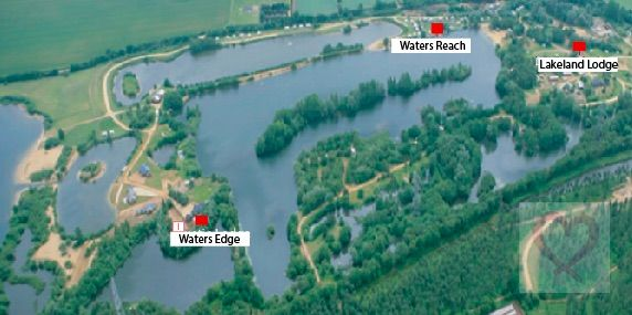 Waters Reach Amp Lakeland Lodge Self Catering Cottage For Hen Parties In East Anglia England