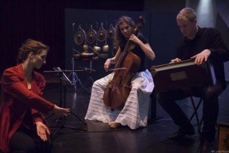 Bach en Ombre