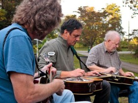 Jammin' with San Bush and Ferrell Stowe, Nashville 2011