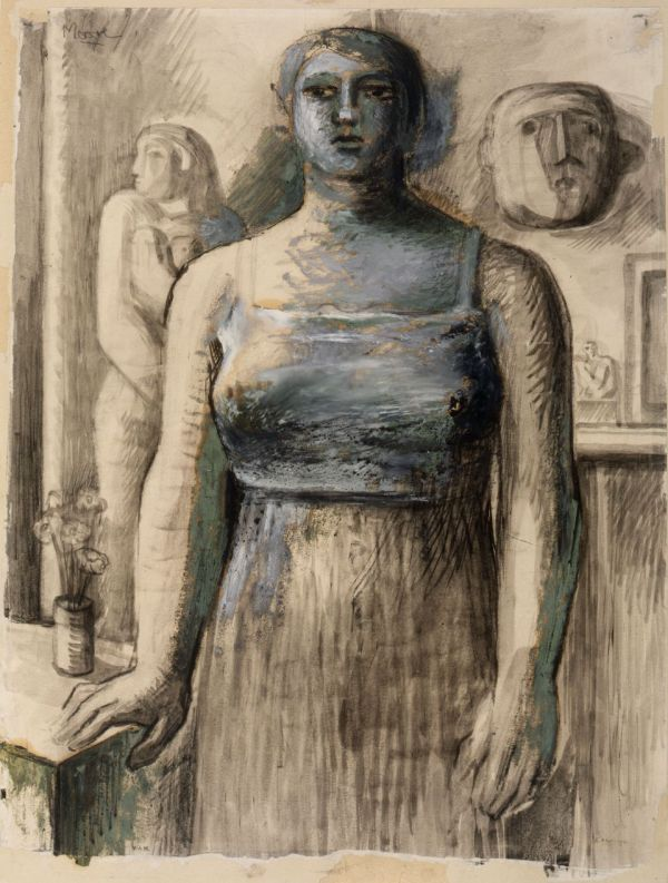 Henry Moore Art Images
