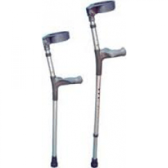 Hip Chair Rental Paper Covers For Weddings Hire/week-crutches Forearm / Canadian (pair) - Crutches & Sticks Hire