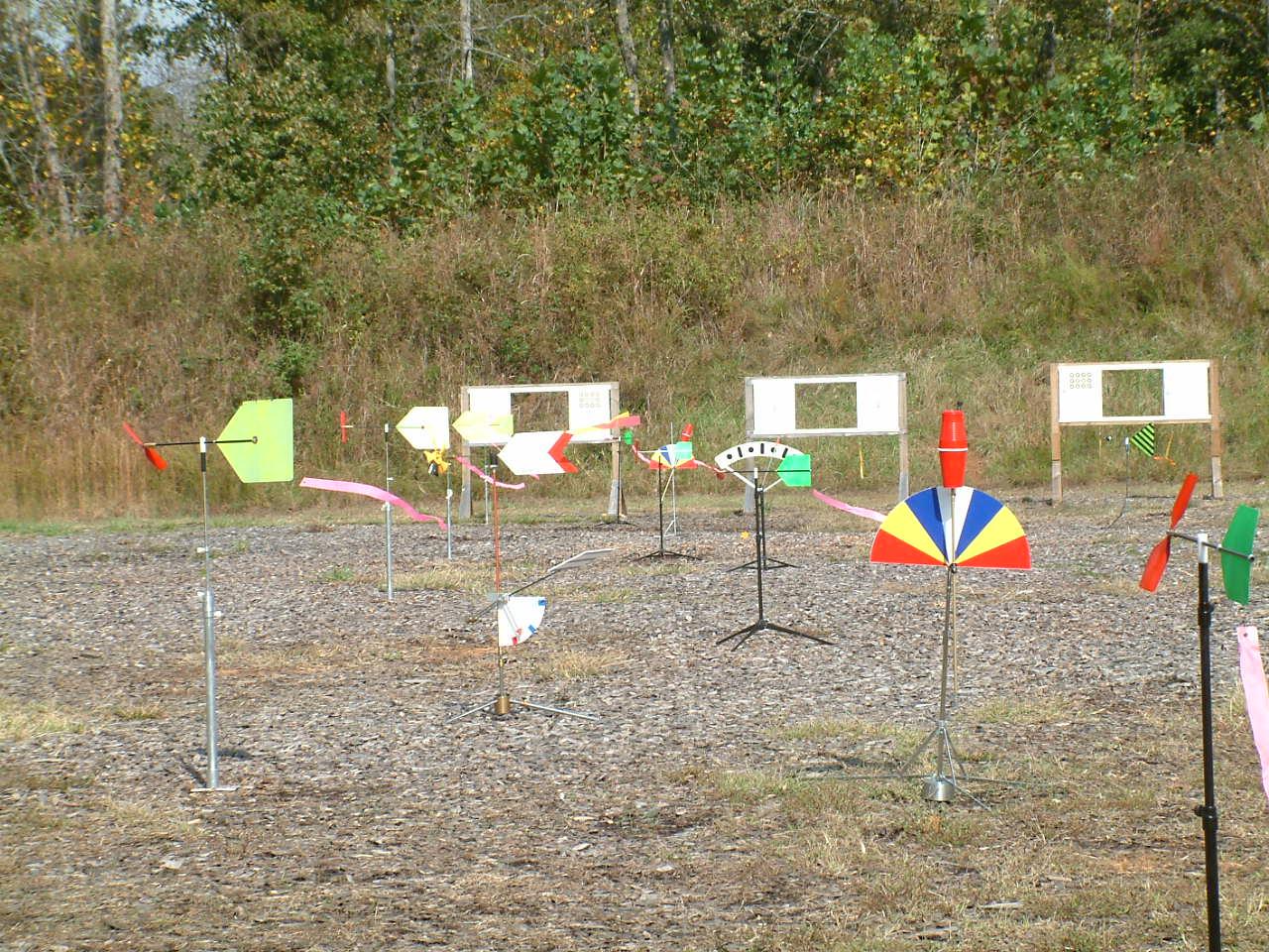 Rimfire Benchrest | Henry County Gun Club
