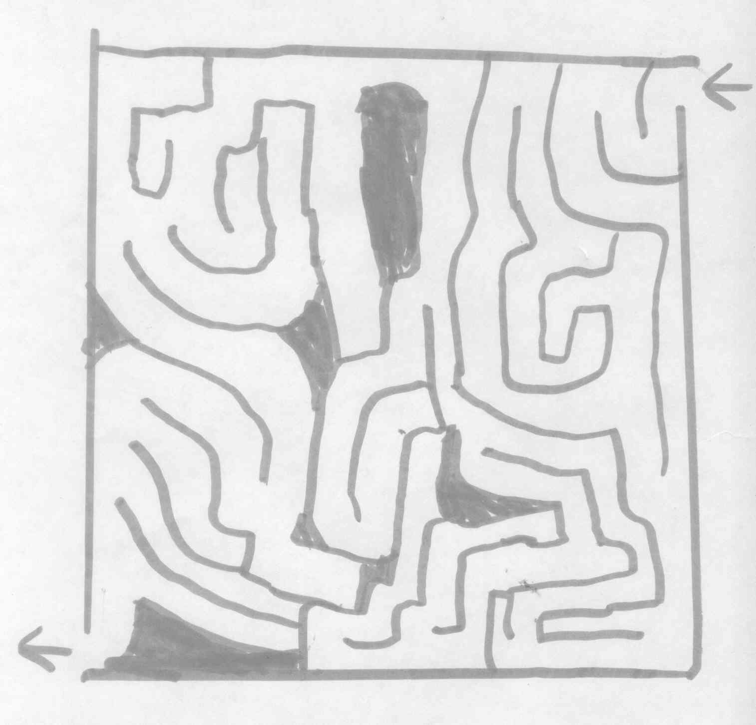 Maze Puzzles That You Can Print For Children