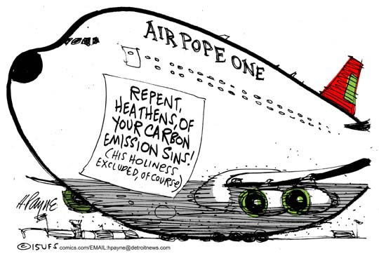 Pope Francis Barely Mentions Climate Change in Speeches at
