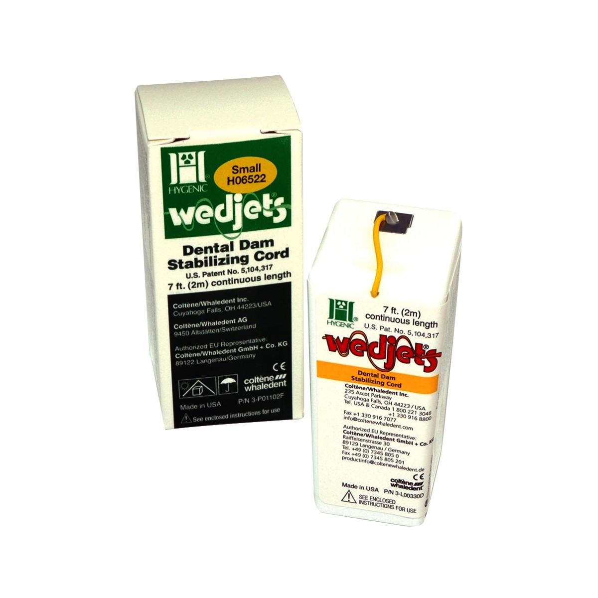 Wedjets Small 7ft Yellow - Henry Schein Dental