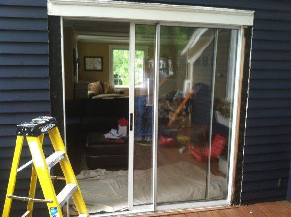How to Remove Sliding Glass Patio Door