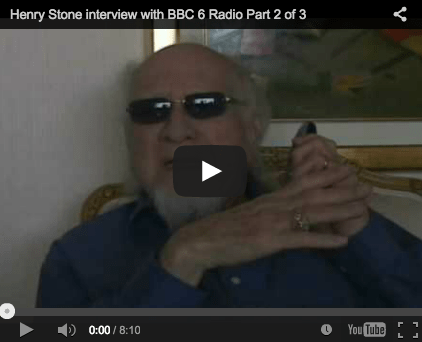 henry stone bbc interview