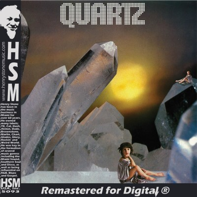 Quartz Quartz CD Insert