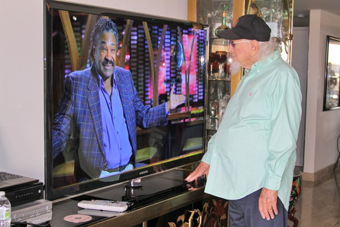 Henry Stone and George McCrae - 2013