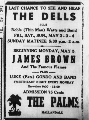 james brown ad