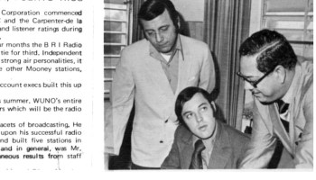 Classic 1963 Ad for WMBM 1490 AM – The Community Station