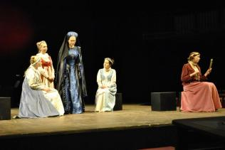 Catherine of Aragon's lament - Henry VIII The Musical